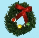 Blinking Christmas Wreath