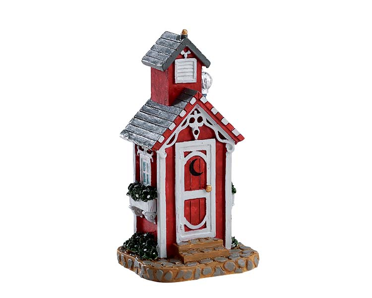 Lemax Village Collection Victorian Outhouse # 74233