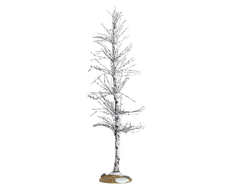 Lemax Village Collection Christmas Bristle Tree Large 8 inch # 74252