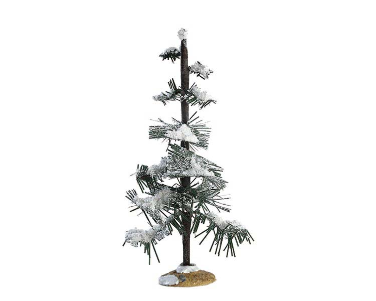 Lemax Village Collection Glittering Pine Small 6 inch # 74257