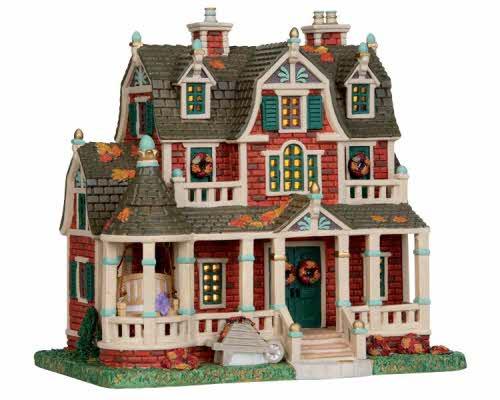 Robinson House 15260 Lemax Village Ehobbytools
