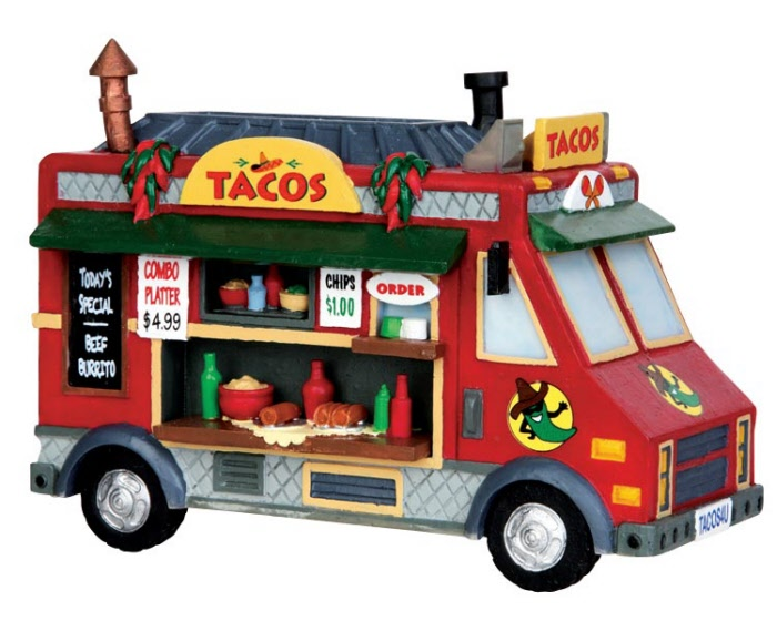 Taco The Town Food Truck
