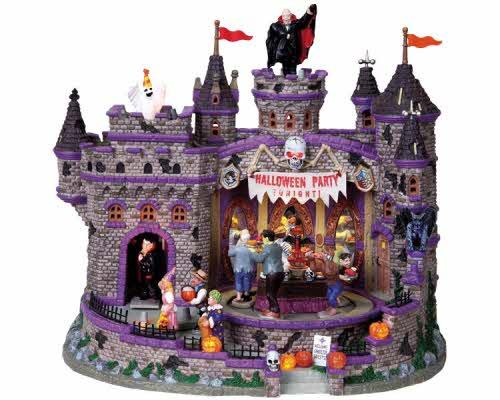 Halloween Party 85669 Lemax Spooky Town Ehobbytools