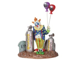 Lemax Spooky Town Balloon Clown # 32103