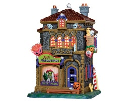 Lemax Spooky Town Mimi's Masquerade # 35497