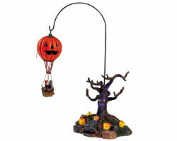 Lemax Spooky Town My BOO!-Tiful Balloon with Adaptor # 54315