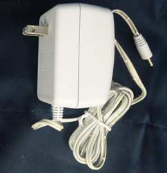 Lemax Village Collection AC Power Adaptor With 1 Output Jack 9.0v White