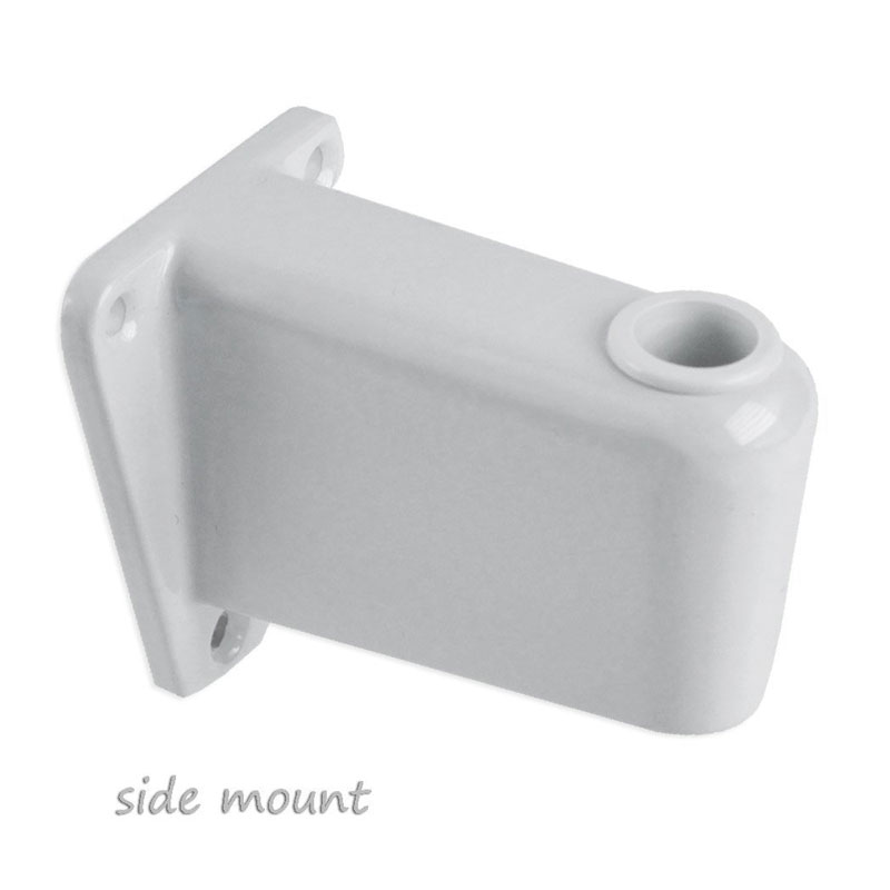 Wall Mount For A Magnifier Lamp White Ehobbytools