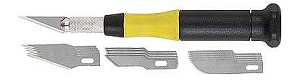 General Tools 16 Piece Hobby Knife