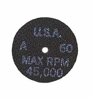 1 1/2 inch Reinforced Cutting Disks Pack of 3