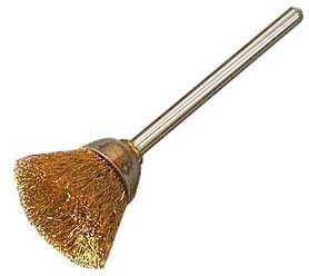 Brass Wire Cup Brush