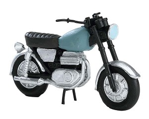 Lemax Village Collection Motorcycle # 74232