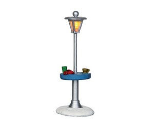 village collection outdoor table heat lamp battery operated 34641. Black Bedroom Furniture Sets. Home Design Ideas
