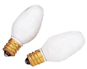 Lemax Replacement C7 Bulbs Set of 2