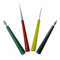 Diamond Reamer 4 Piece Set