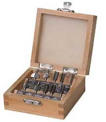 Mini Router Bit 10 Piece Set
