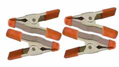 Mini Spring Clamp Pack of 4
