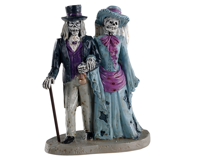 Lemax Spooky Town Spectral Couple # 02912