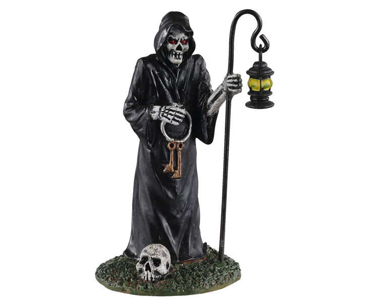 Lemax Spooky Town Keymaster # 02913