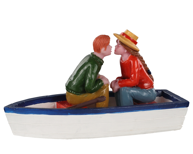 Lemax Village Collection Pond Romance # 02956