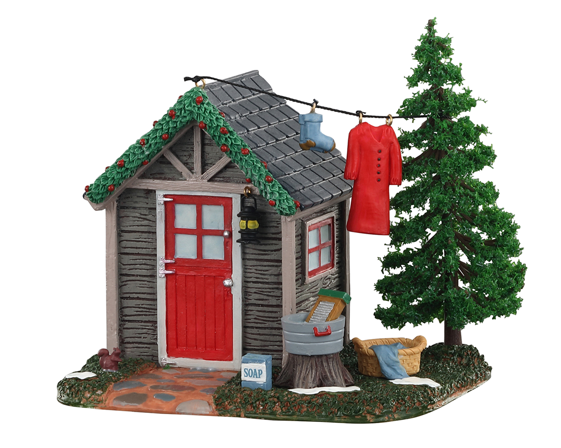 Lemax Village Collection Rustic Washhouse # 03522