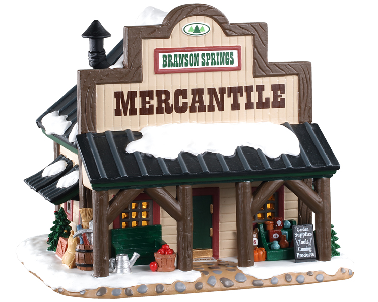 Lemax Village Collection Branson Springs Mercantile # 05622