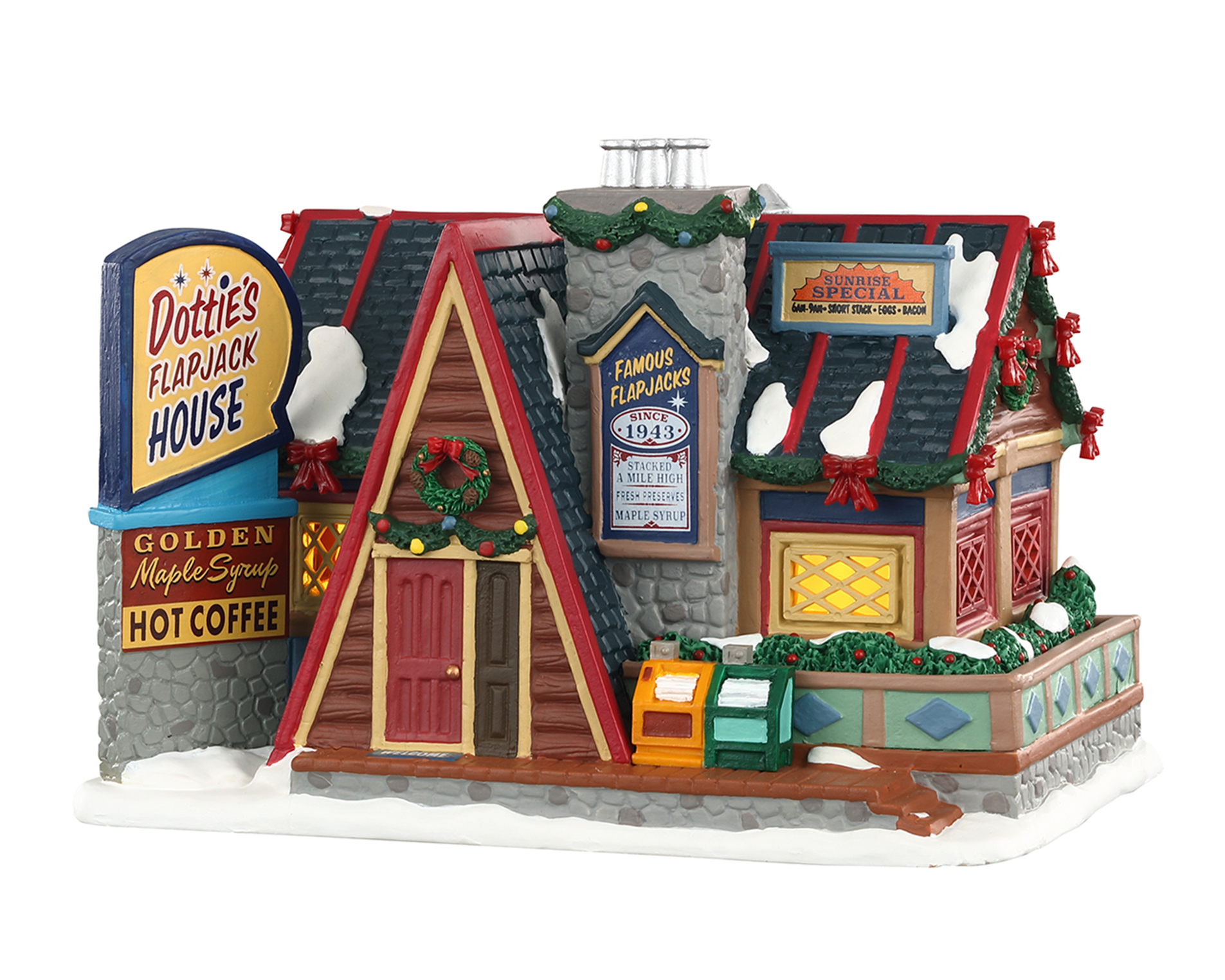 Lemax Village Collection Dottie's Flapjack House # 05623