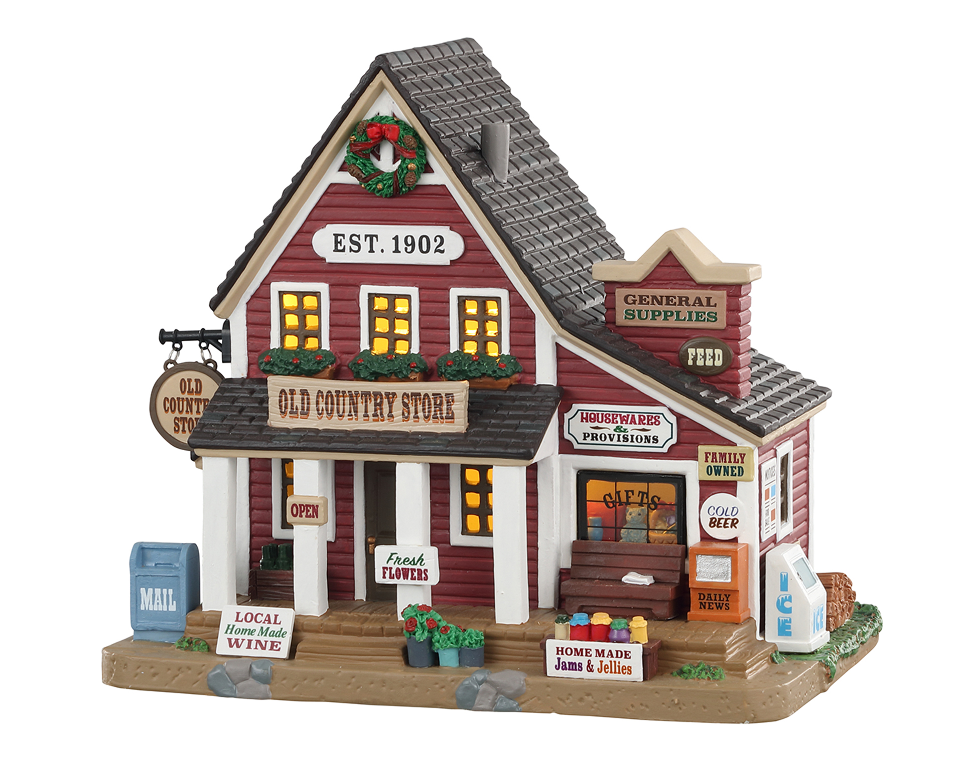 Lemax Village Collection Old Country Store # 05635