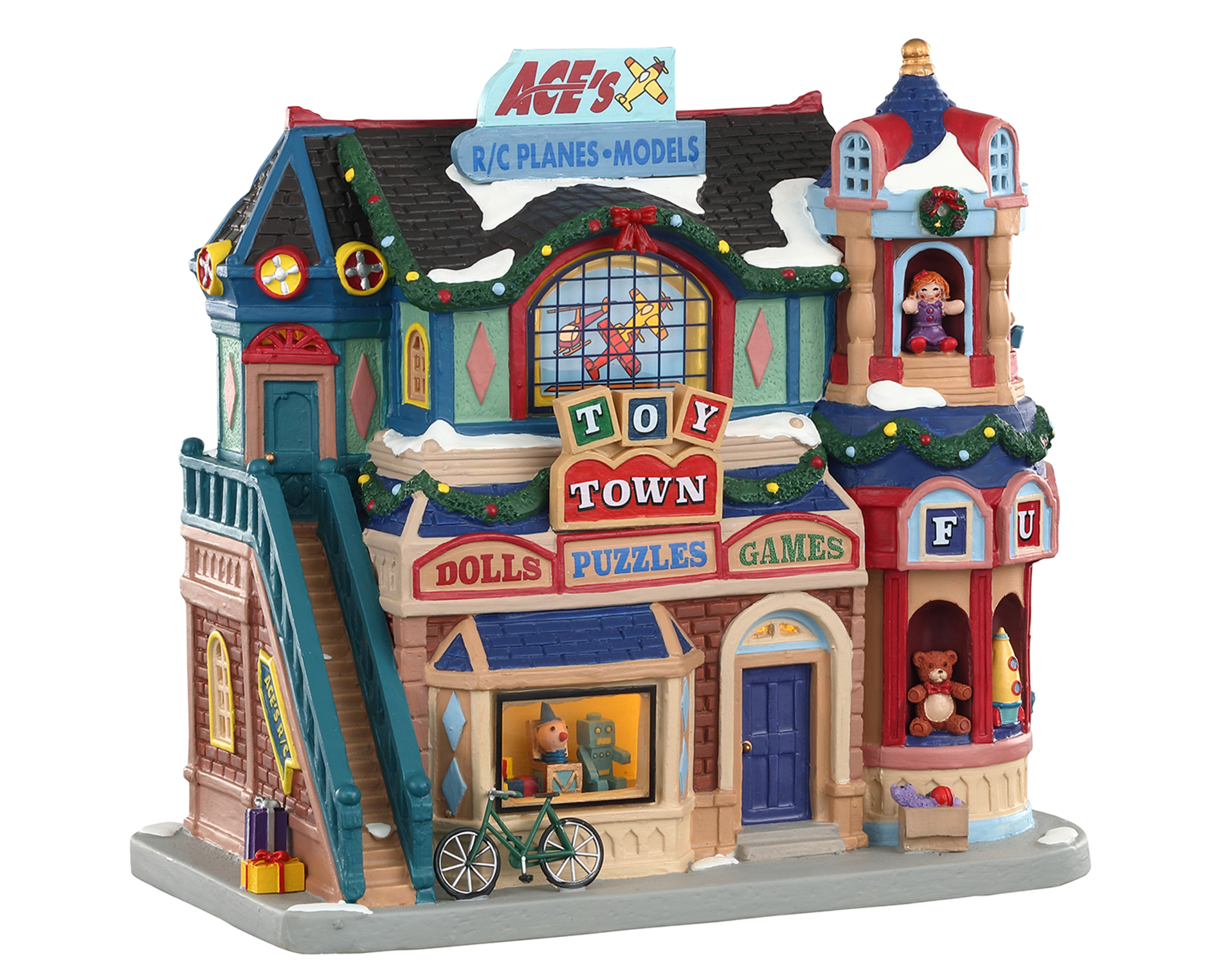 Lemax Village Collection Toy Town # 05653