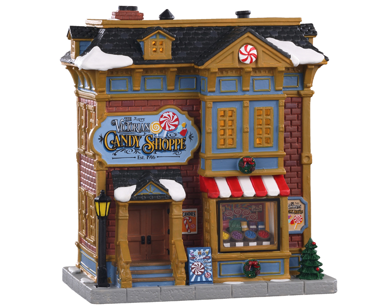 Lemax Village Collection The Victorian Candy Shoppe # 05684