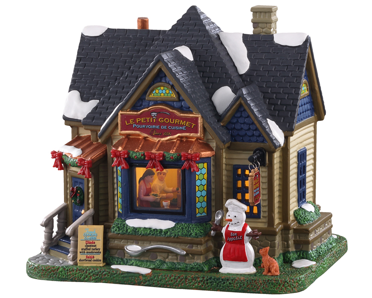 Lemax Village Collection Le Petit Gourmet # 05685