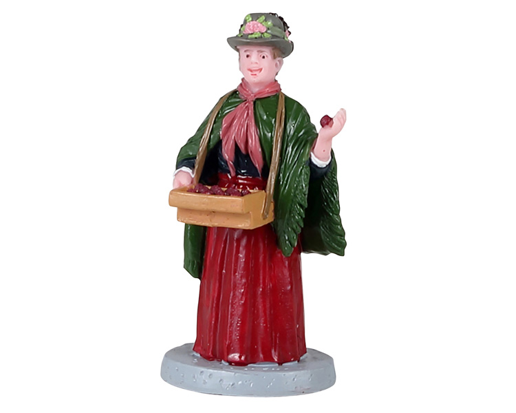 Lemax Village Collection Sugar Plum Seller # 12034