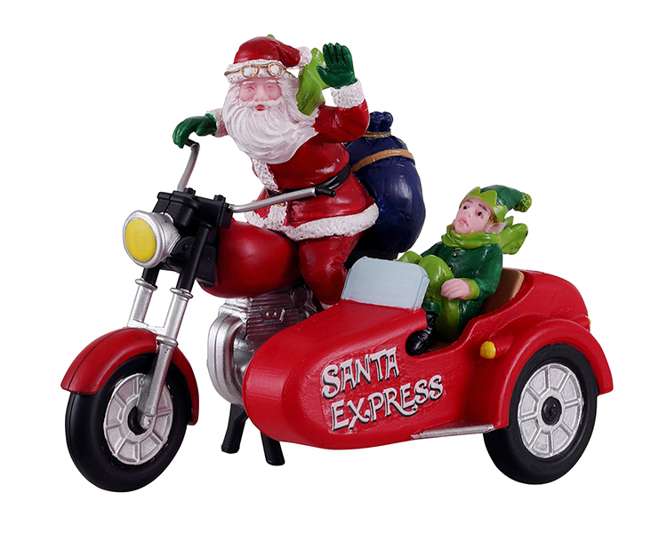 Lemax Village Collection Santa Express # 13569