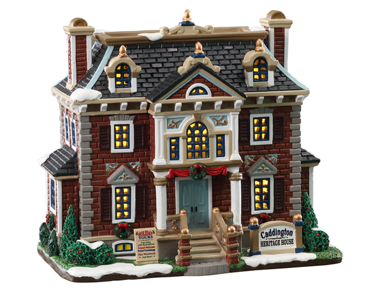 Lemax Village Collection Heritage House # 15763