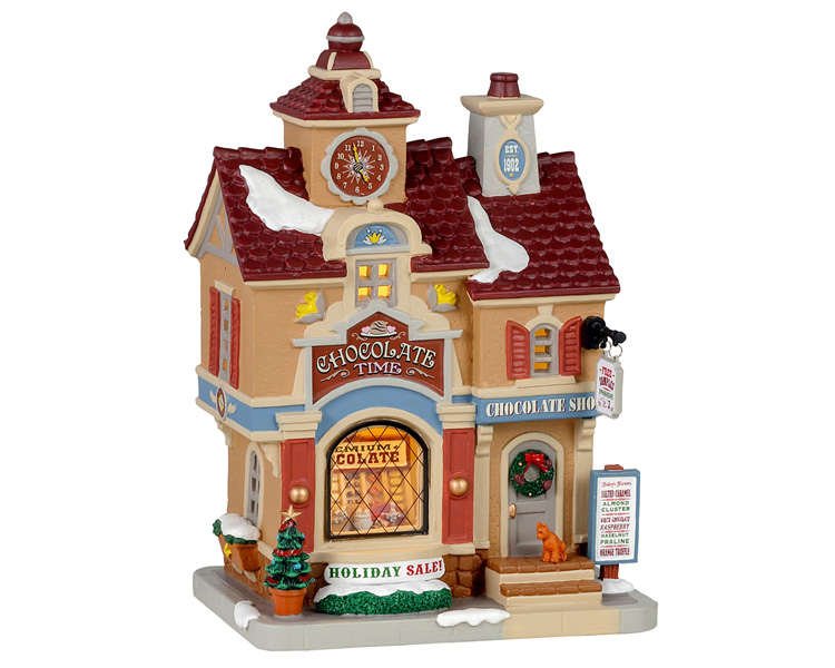 Lemax Village Collection Chocolate Time # 15765