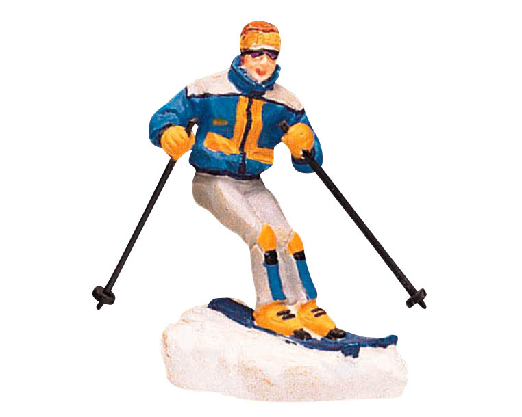 Lemax Village Collection Alpine Skiing # 62171