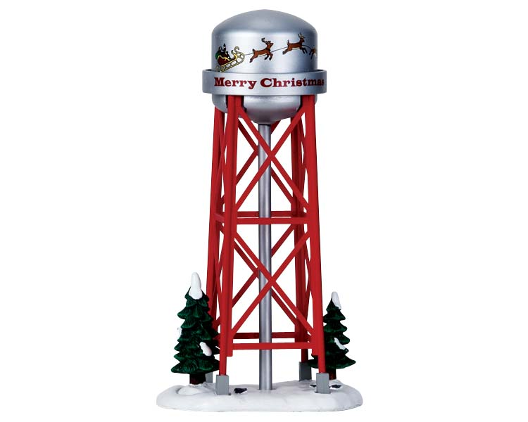 Lemax Village Collection Water Tower # 63283