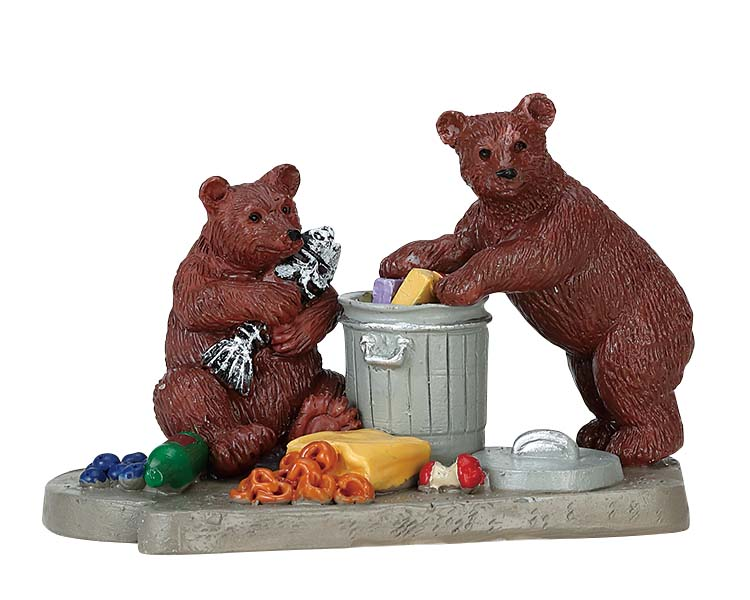 Lemax Village Collection Bear Buffet # 72522