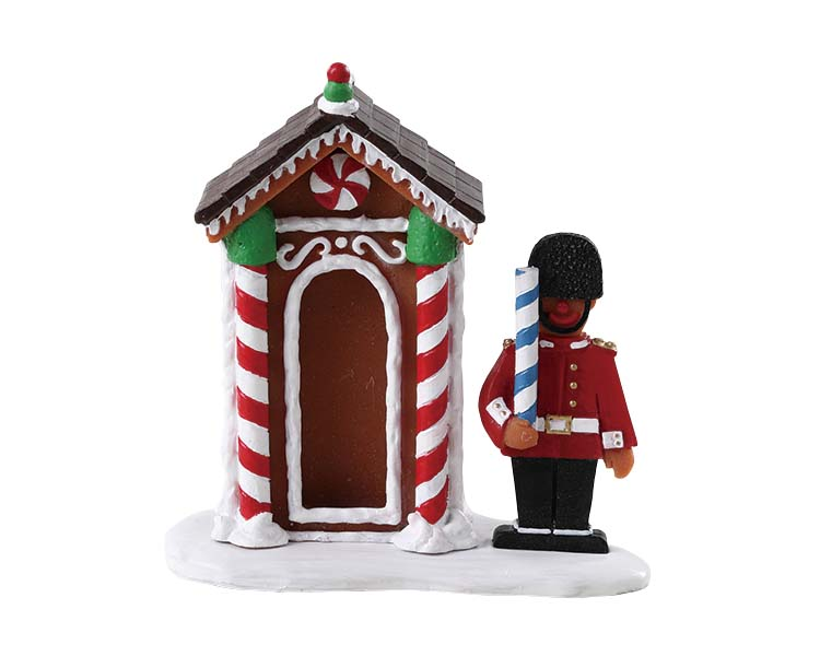 Lemax Village Collection Sugar Cookie Sentry # 72567