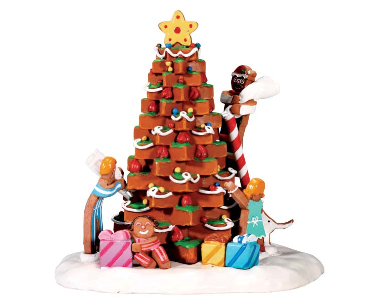 Lemax Village Collection The Family Tree # 73291