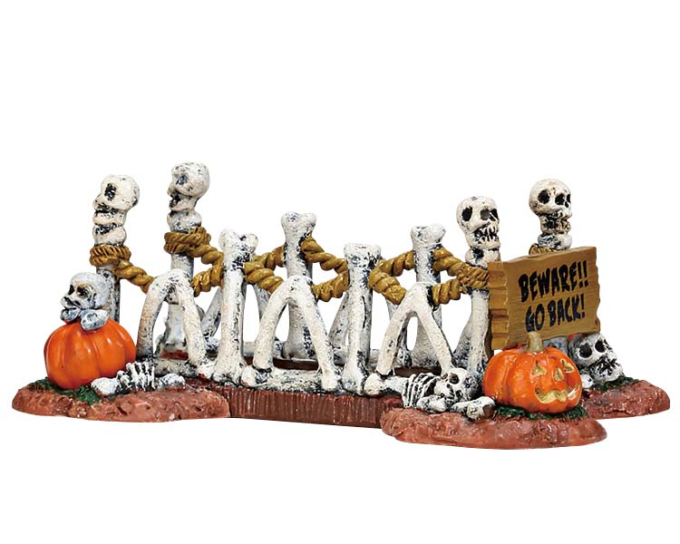 Lemax Spooky Town Bone Bridge # 73299