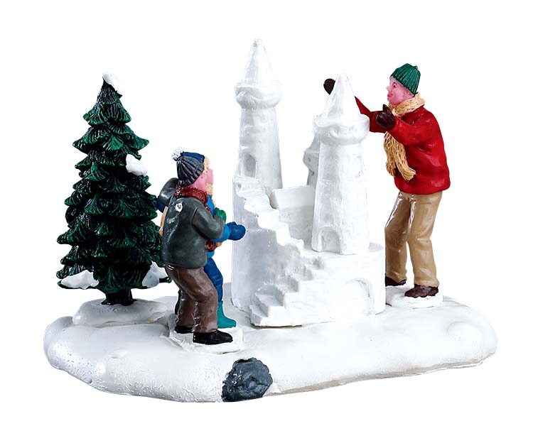 Lemax Village Collection Snow Castle # 73306