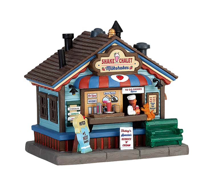 Lemax Village Collection Shake Chalet # 73313