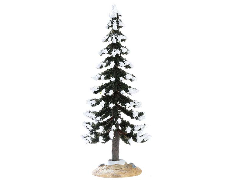 Lemax Village Collection Snowy Layered Tree Small 5 inch # 74253