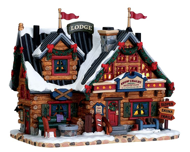 Lemax Village Collection Apres-Ski Lodge # 75201
