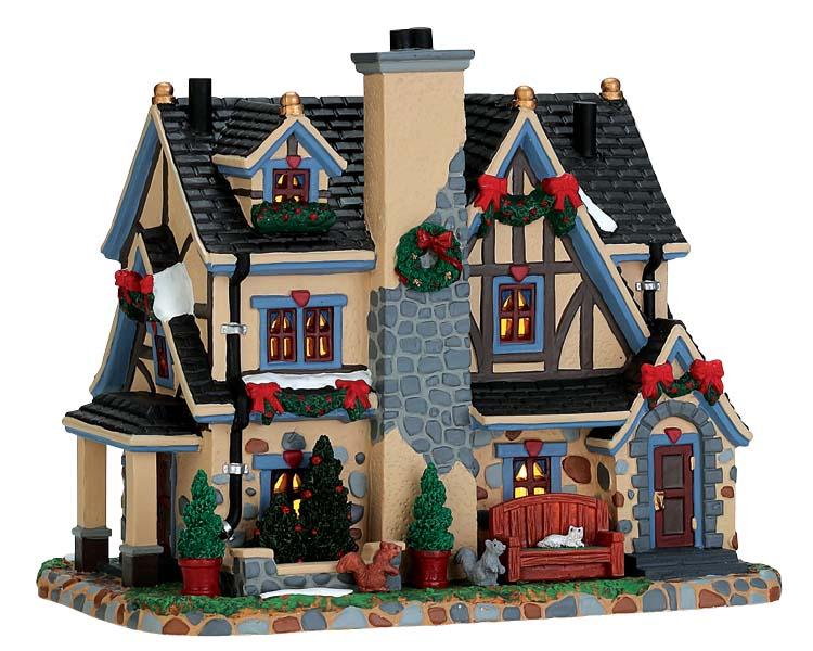 Lemax Village Collection Morrison Manor # 75221