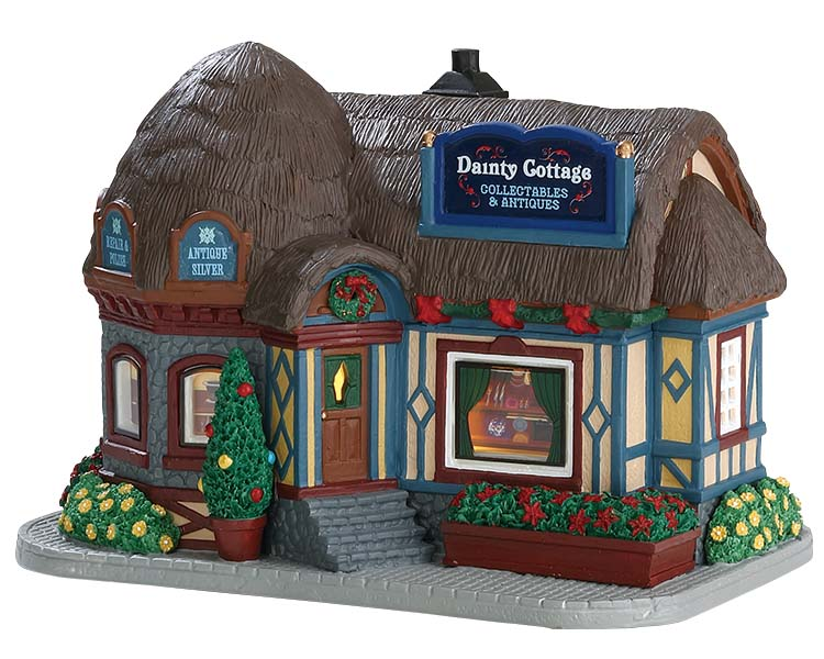 Lemax Village Collection Dainty Cottage Collectables & Antiques # 75234