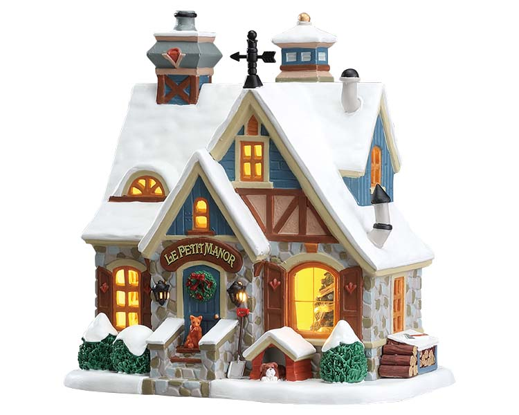 Lemax Village Collection Le Petit Manor # 75237