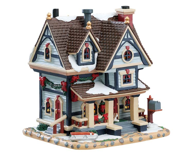 Lemax Village Collection Thompson's Manor # 75238