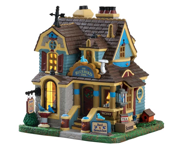Lemax Village Collection Bluebird Inn # 75239